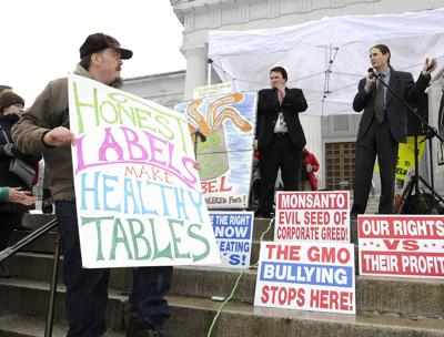 UVM study: GMO labels increase consumer confidence