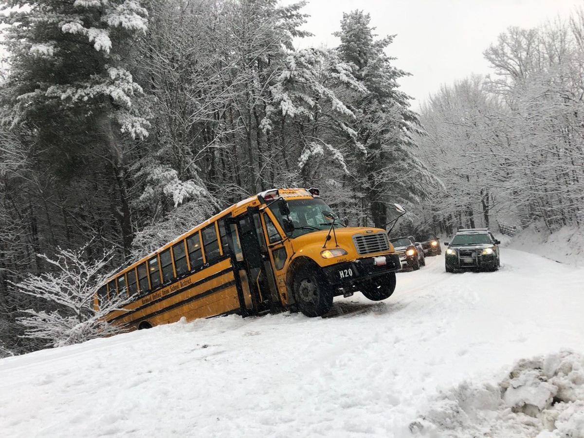 School bus incident spurs review, incites blame