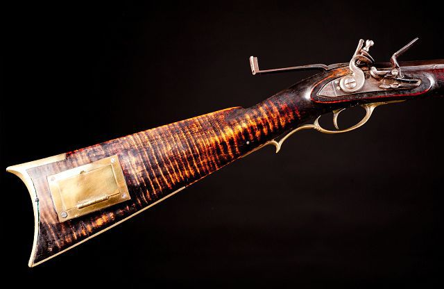 Collection of Vermont-made historical guns goes to museum
