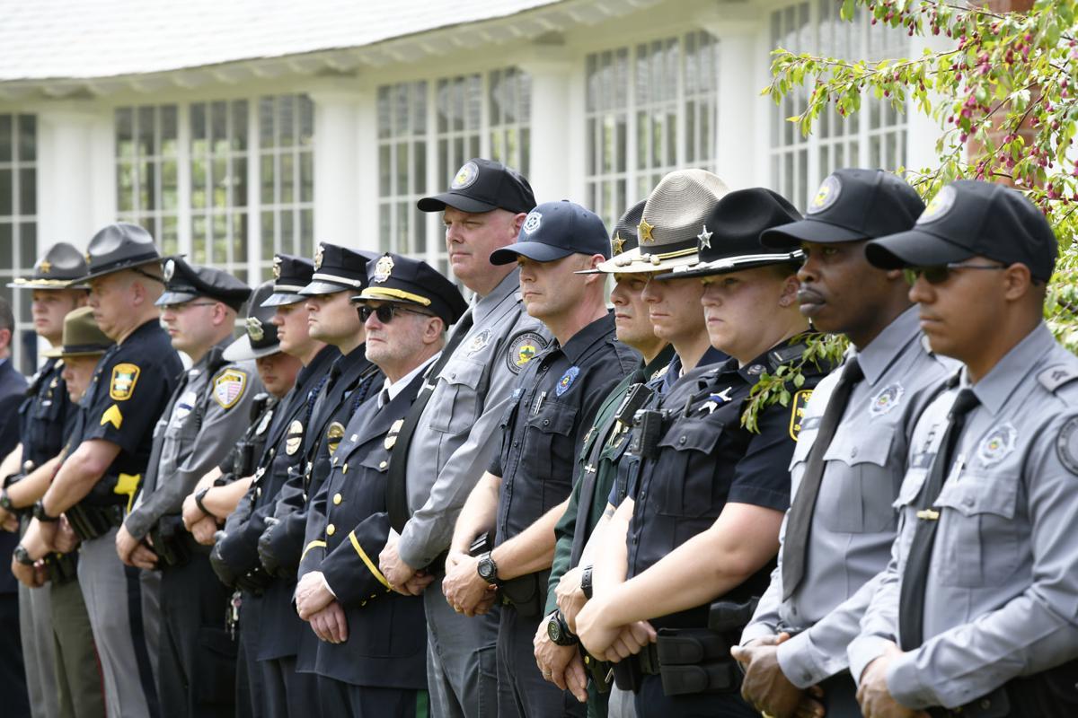 Memorial - Officers