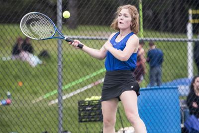 U-32 vs. Montpelier girls' Tennis