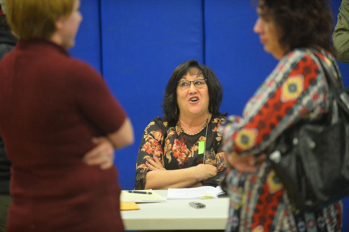 Williamstown voters back town budgets
