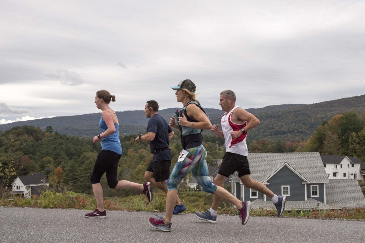Leaf Peepers Race