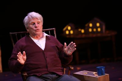 Robert Frost reveals himself at Northern Stage