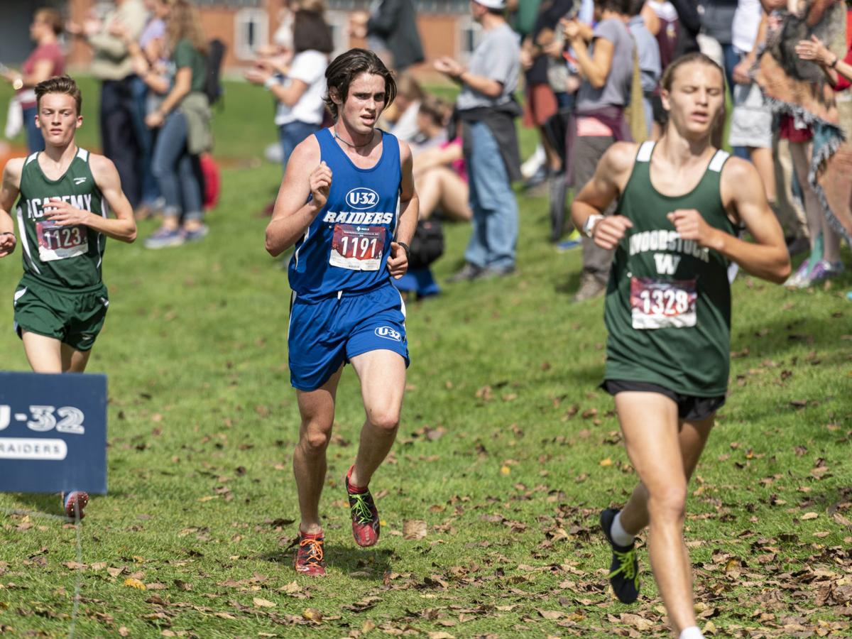 Boys XC rankings: U-32 clings to top spot