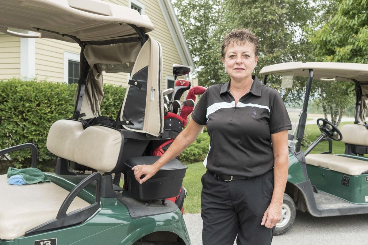 Brown builds 1-shot lead over Milne