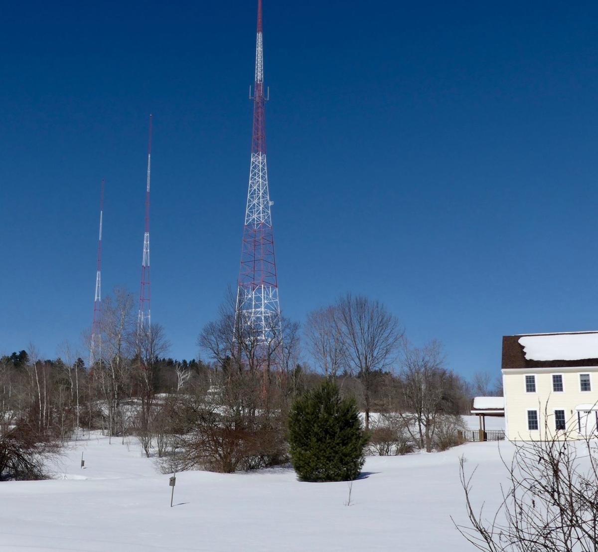 Towers - radio story