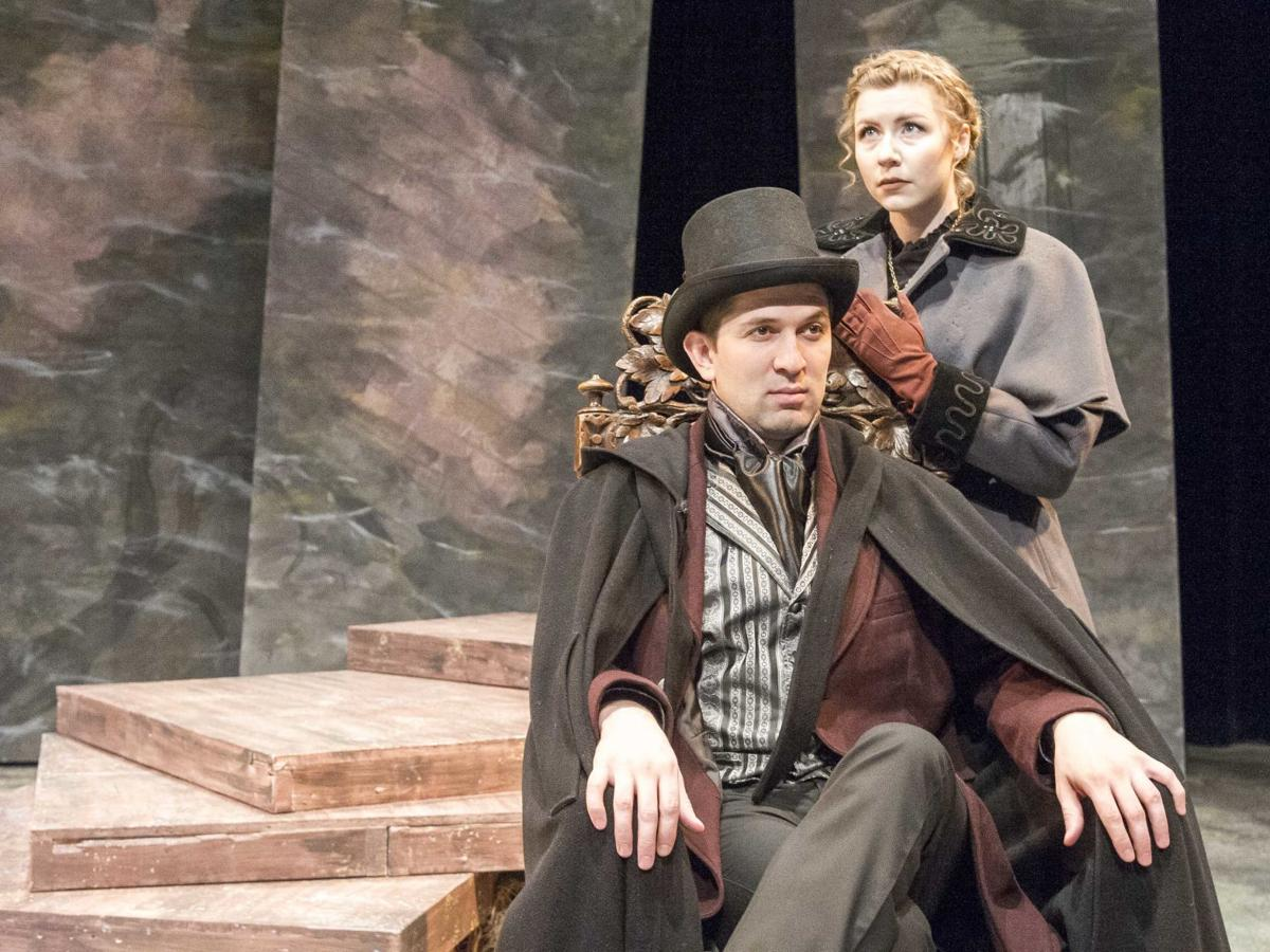 'The Turn of the Screw': Two actors create Henry James' tale of suspense