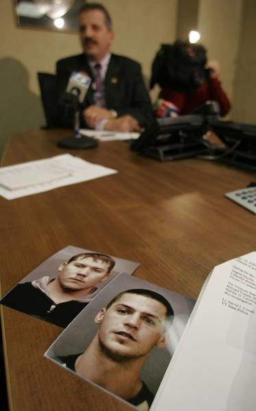 Murder suspects no strangers to authorities   News