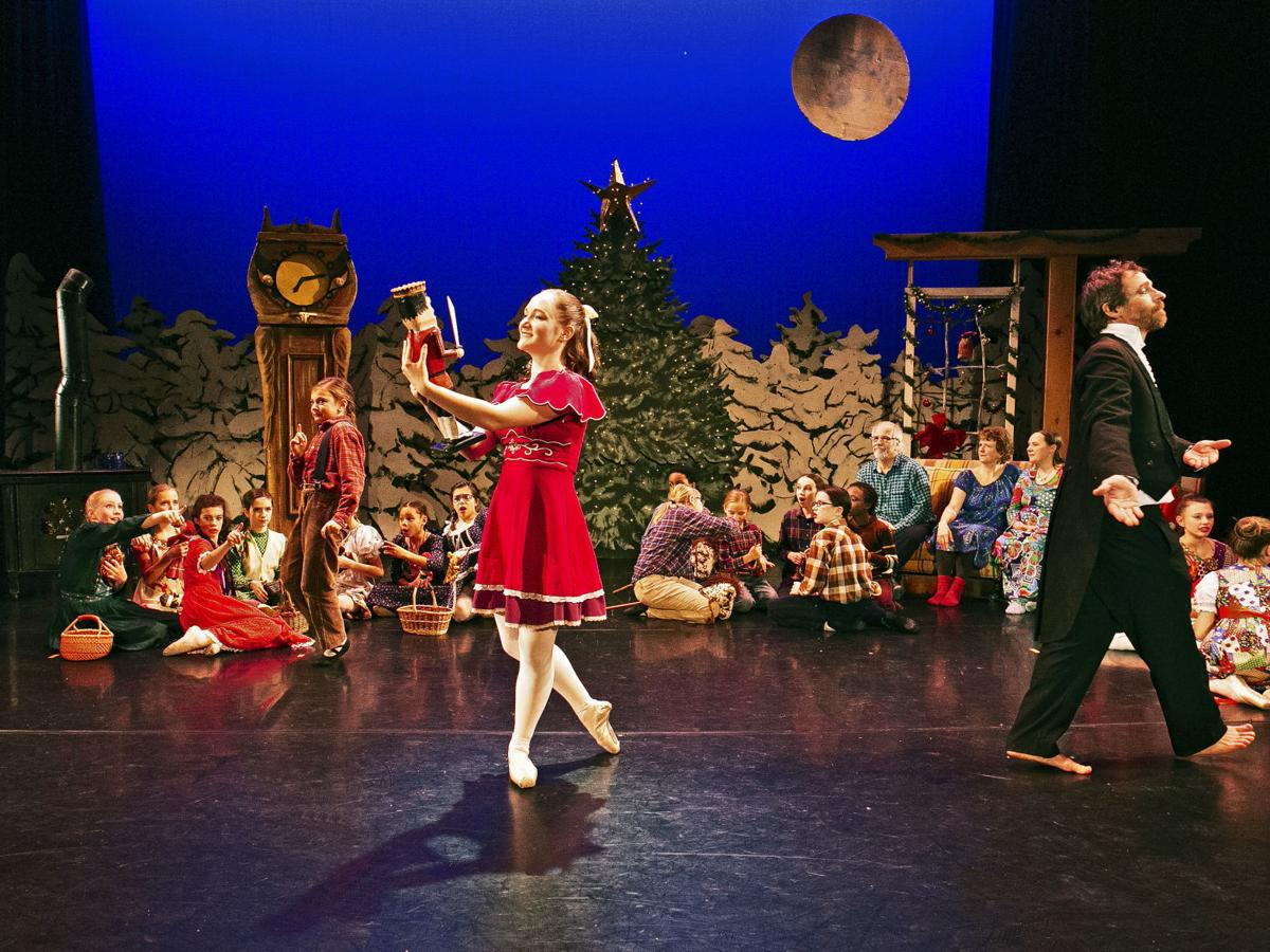 'The Green Mountain Nutcracker': Vermont's own, with a hick accent