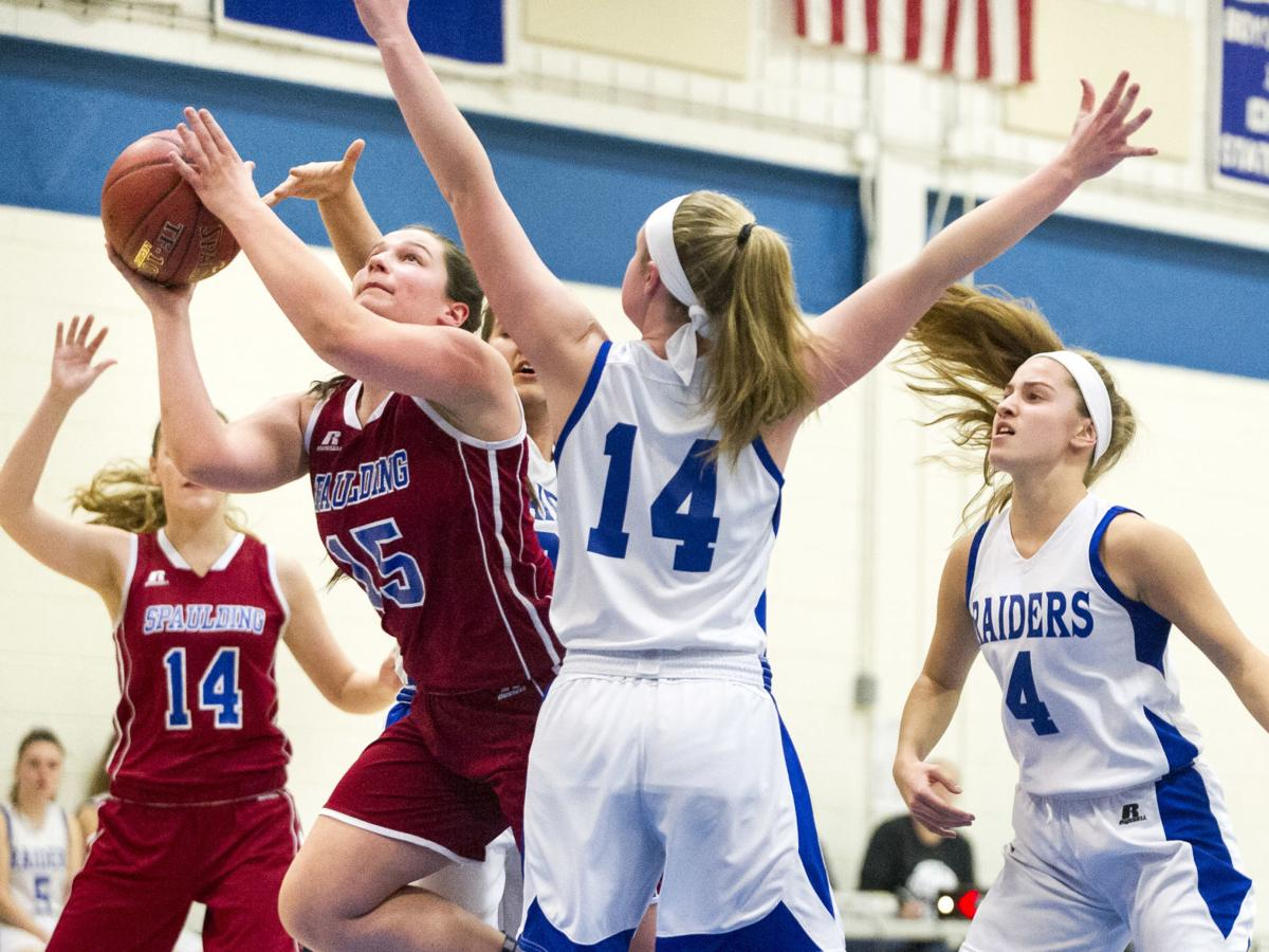 U-32 girls outlast Spaulding in OT