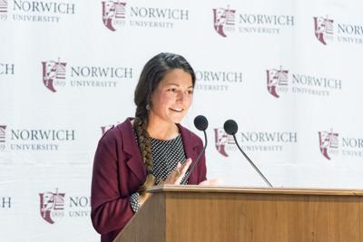 Sophie Leclerc named Norwich Women's Hockey Coach