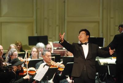 Philharmonic Review