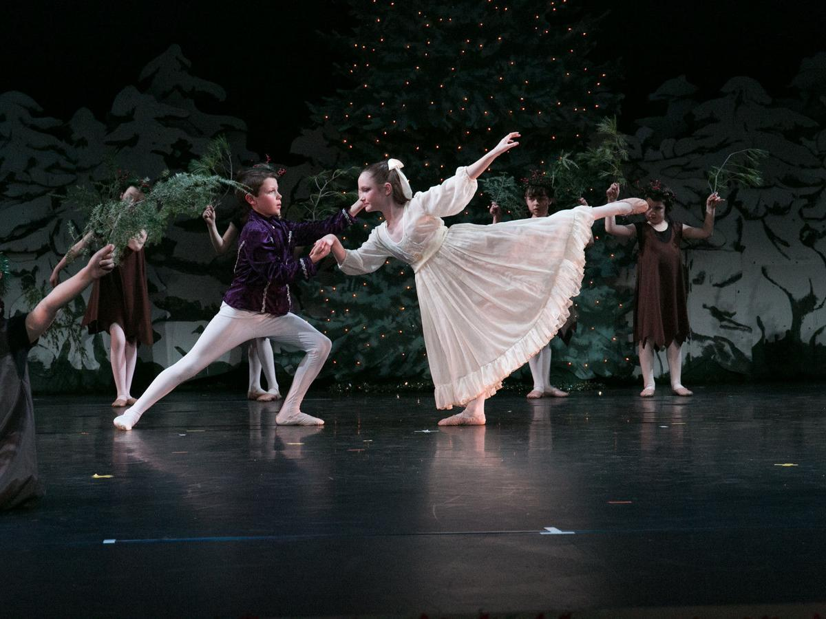 'The Green Mountain Nutcracker': Vermont's own take on the ballet classic grows each year