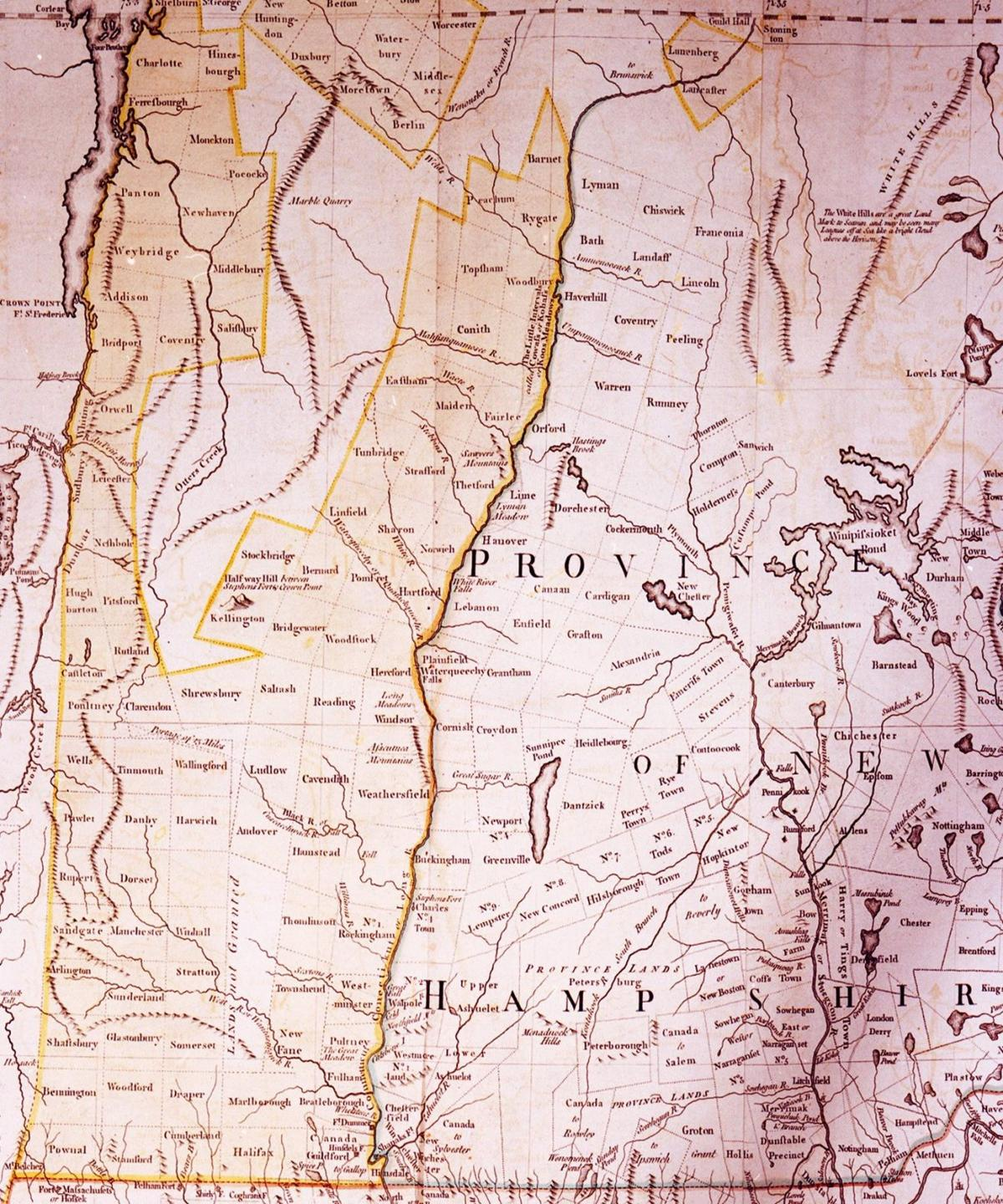 Map Of New York And Vermont.Neighborhood Feud Vermont New Hampshire And New York