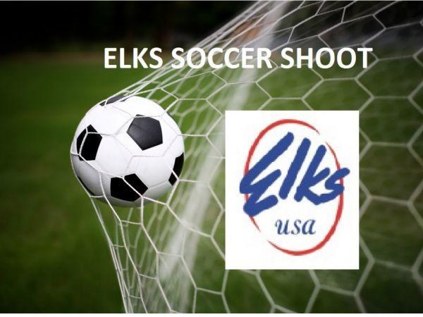 Elks Soccer Shoot