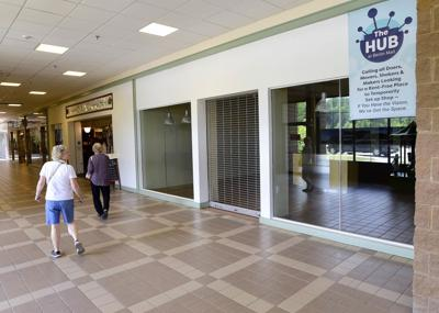 Mall launches free 'community space'