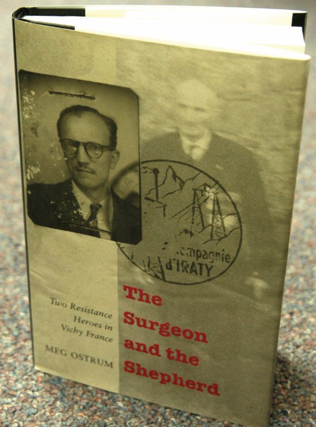 The Surgeon and the Shepherd book cover