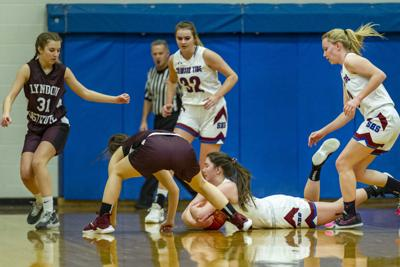 Spaulding vs. Lyndon Girls Basketball 2