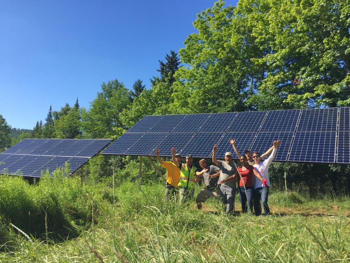 Yestermorrow Solar Design & Installation