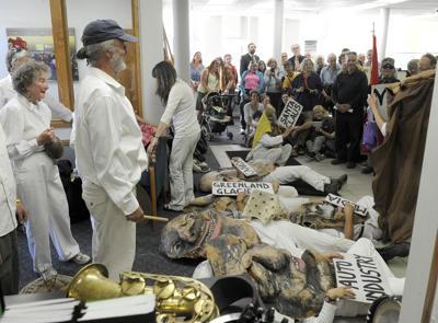 Customer pulls $500K in pipeline protest