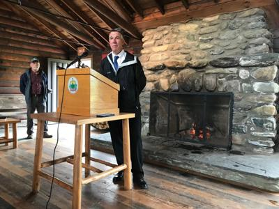 Governor vetoes 2nd budget bill