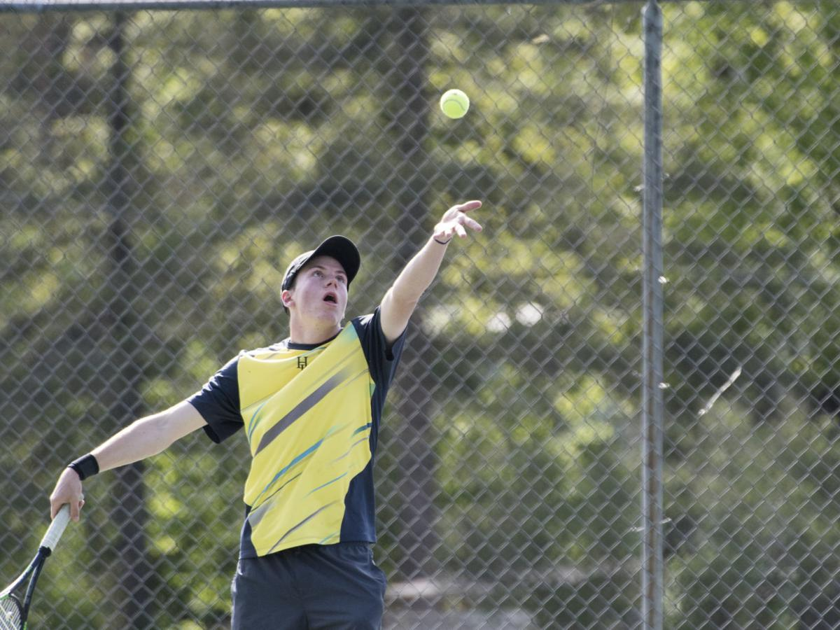 U-32, Montpelier boys win tennis matches