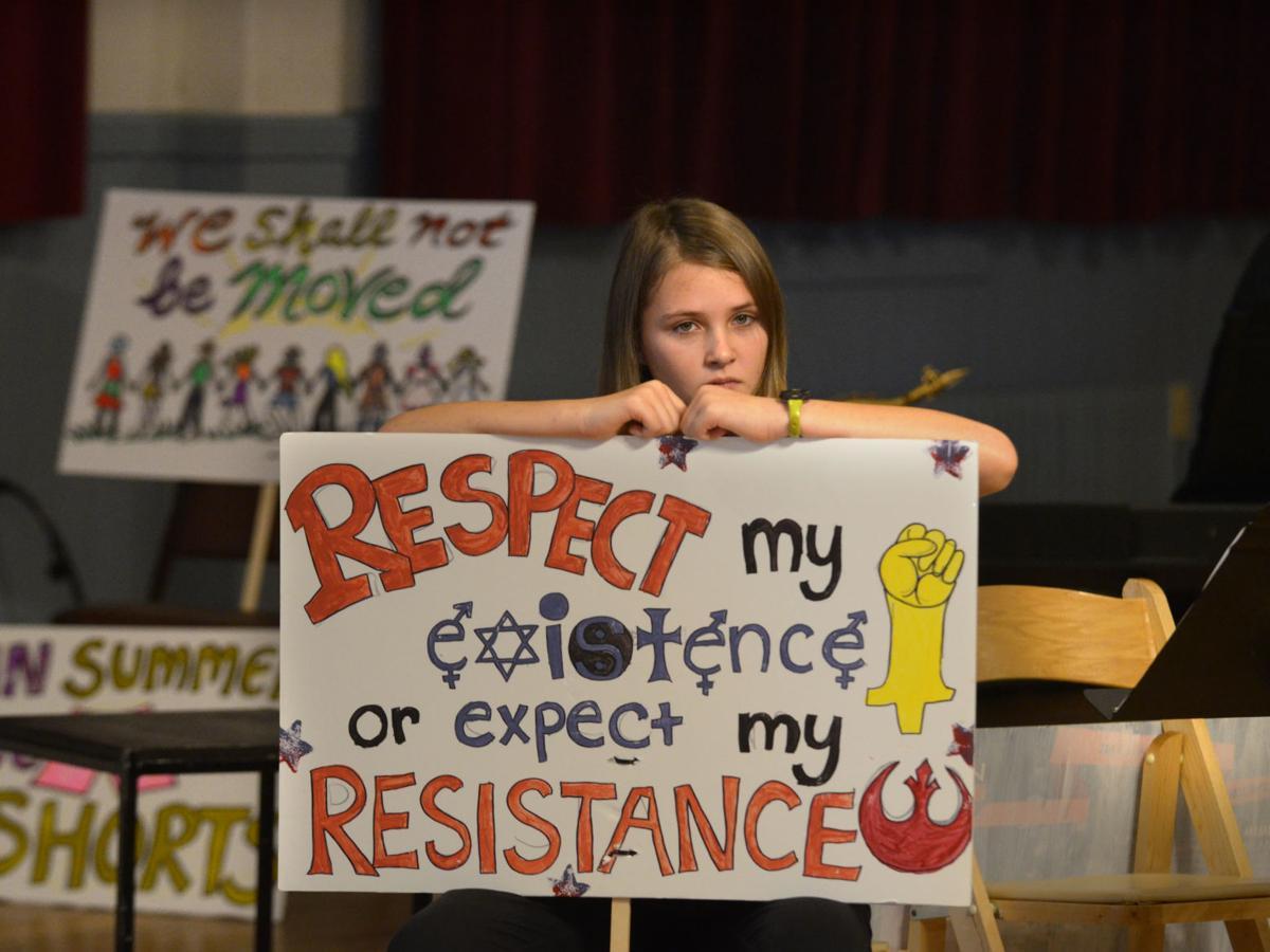 Dramatic activism