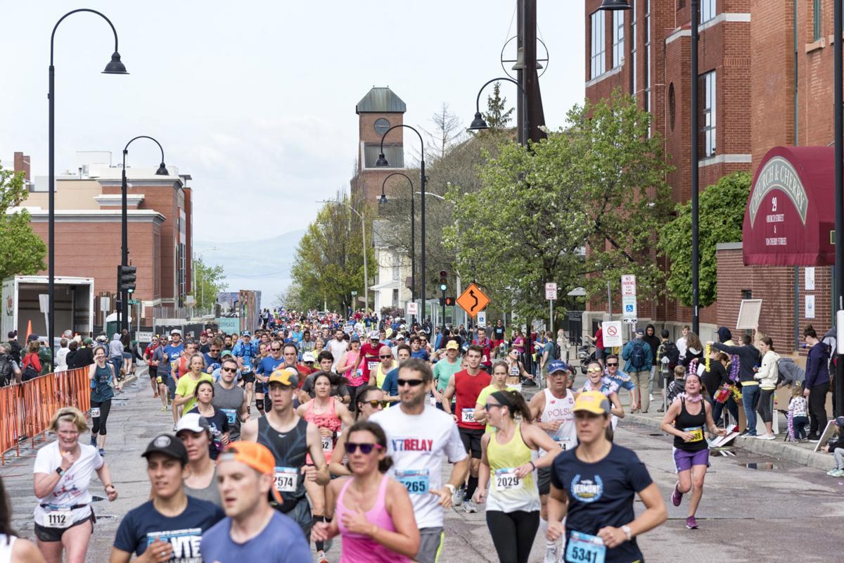 Vermont City Marathon 1