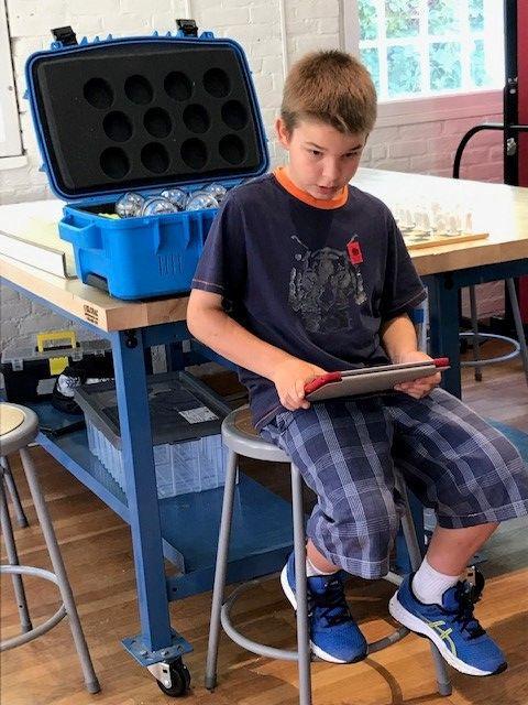 American Precision Museum Junior Apprentice Club