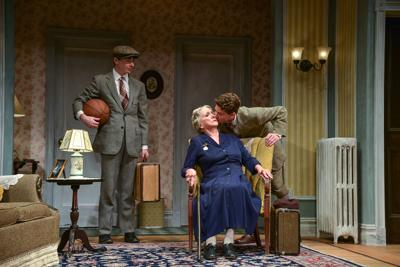 Theater review: Weston's 'Lost in Yonkers' deeply satisfying