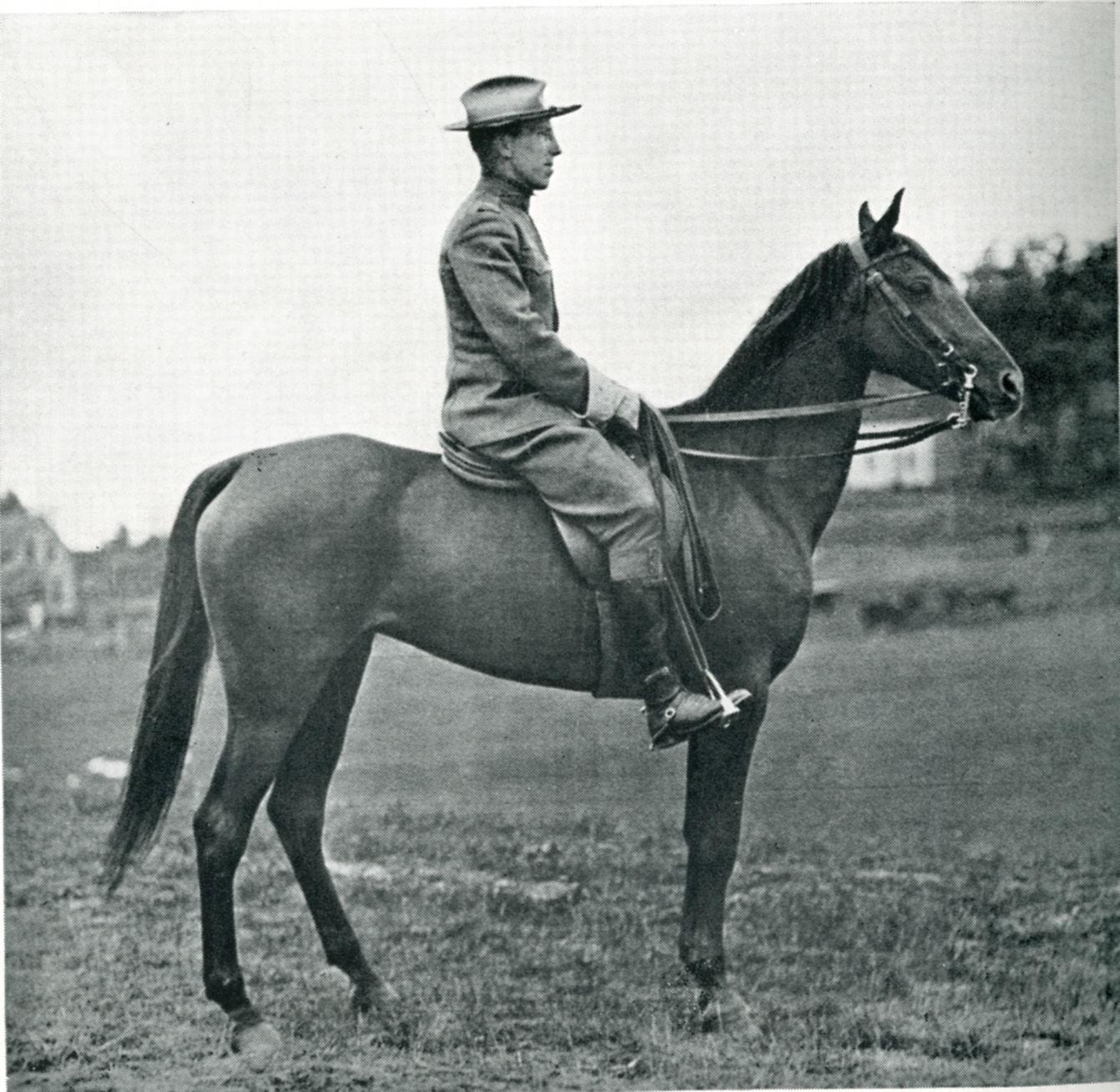 Morgan wins 1913 endurance race