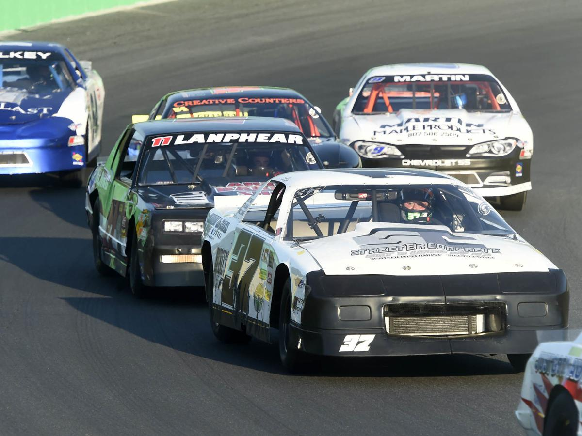 Lanphear Holds off challengers for win