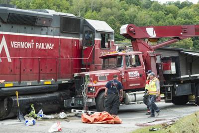 Granite Train Collision