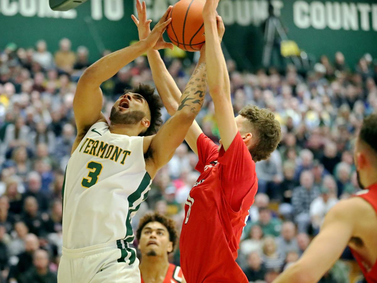 Vermont defeats Hartford, 74-57