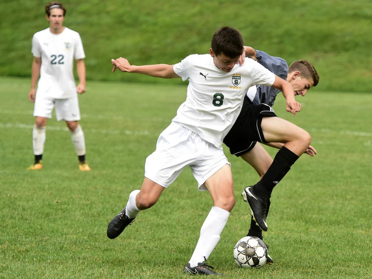 Stowe holds off Northfield-Williamstown