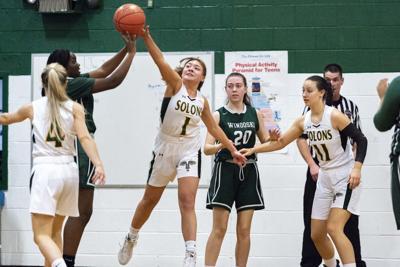 Montpelier vs. Winooski Girls Basketball 2