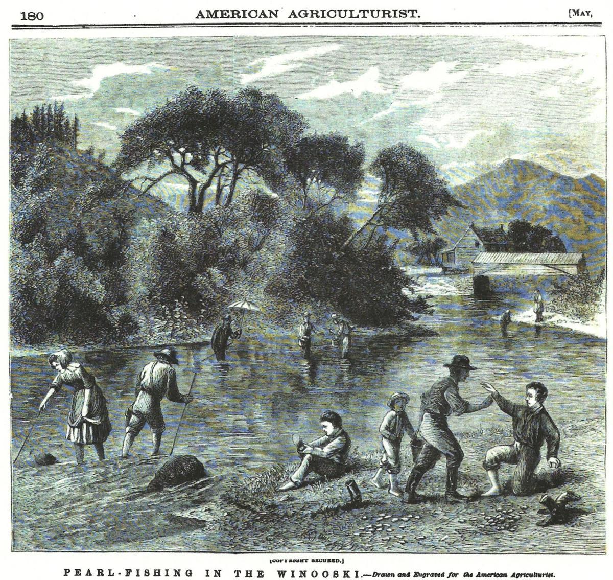 Heller: The Winooski River freshwater pearl rush