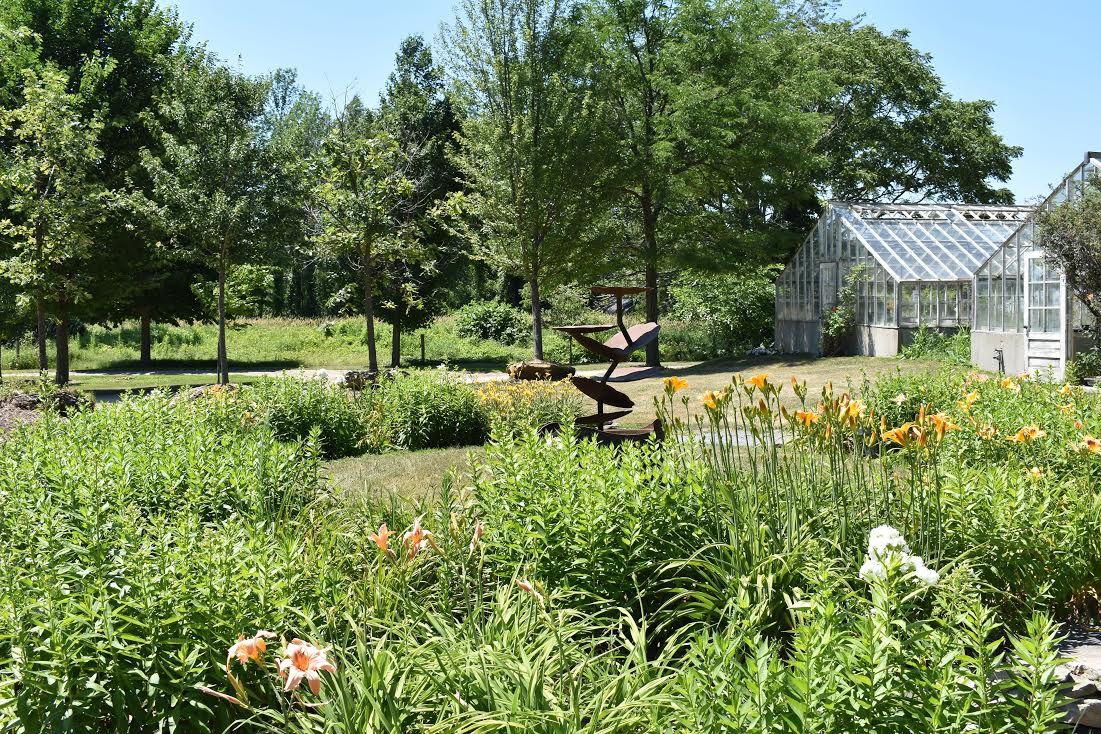 Garden Dances- August
