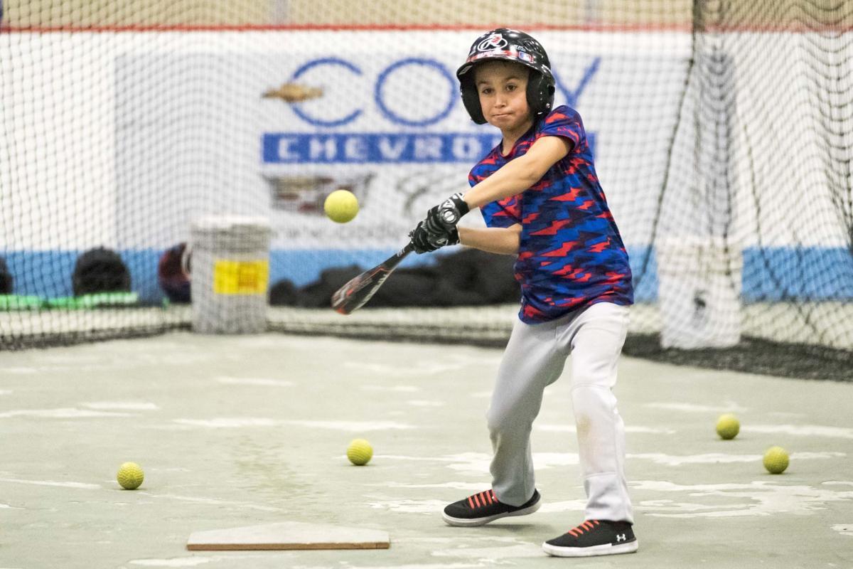 Barre Baseball 2
