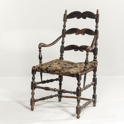 A Canadian slat-back chair is sometimes found in the United States. There  were many more chair makers in the United States than in Canada, so the  chairs are ... - Kovels Antiques: Chairs Of A Different Era Weekend Magazine