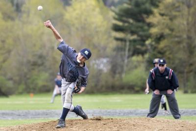 Randolph vs. Harwood Baseball