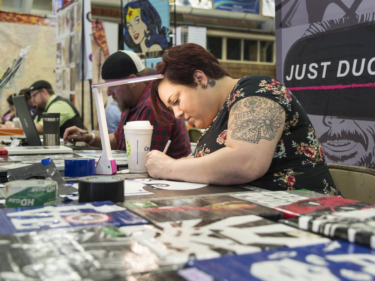 Vermont Comic Con hosted in Barre