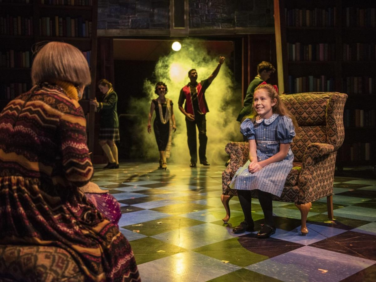 Theater Review: Matilda isn't always nice