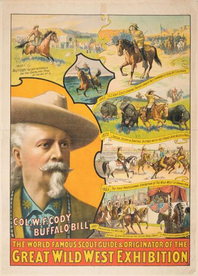 'Playing Cowboy': America's fascination with the 'Wild West'
