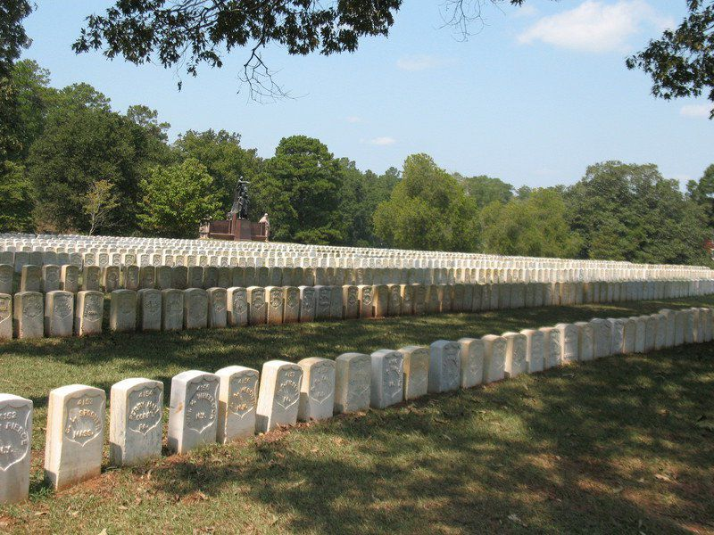 UDC chapter members take trip to Andersonville