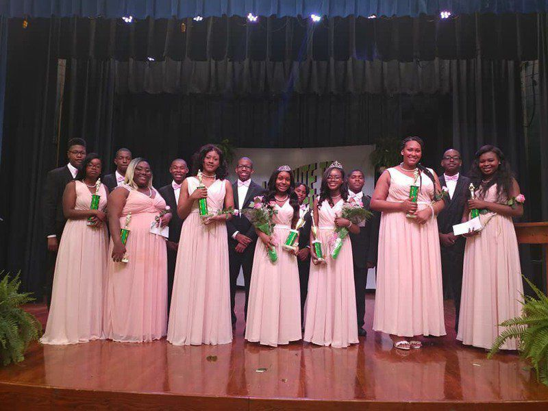 Scott wins Jr. Miss Fashionetta, Singleton wins Ms. Fashionetta