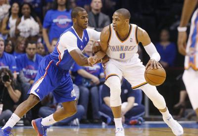 CP3 for Westbrook adds to hectic NBA offseason