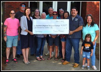 Dixie Bikers of Cairo create scholarship fund