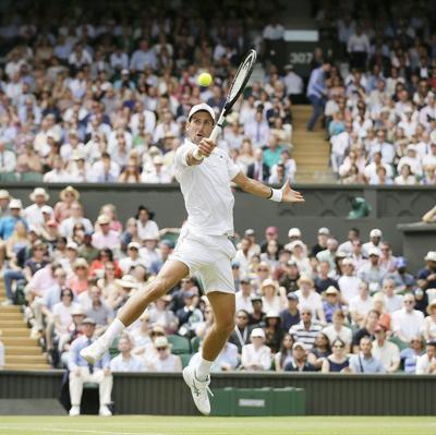 Federer, Nadal set for semis showdown